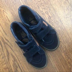 Boys Vans Hightop Sneakers